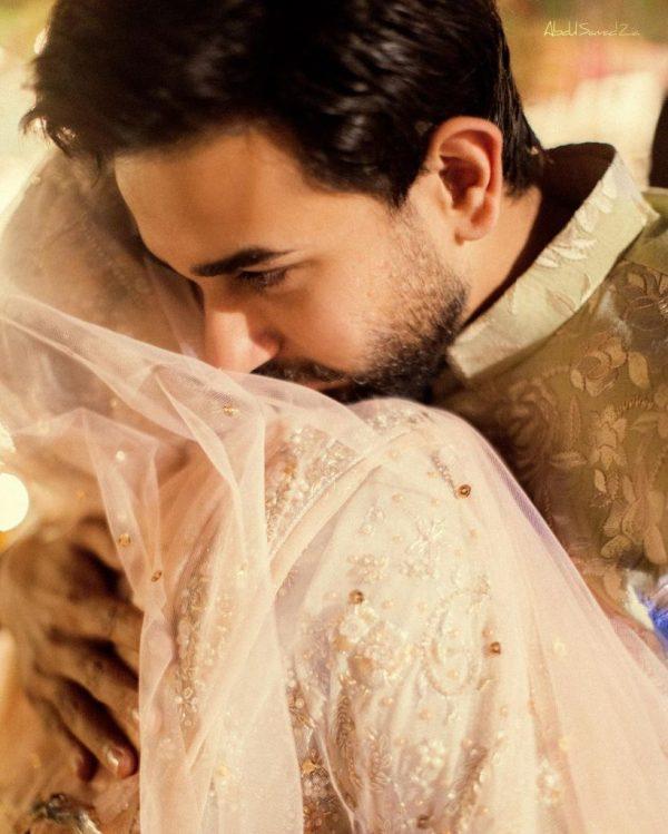 Lovely Pictures Of Mariam Ansari With Ali Ansari