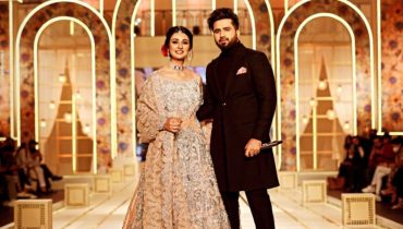 Sarah and Falak Walked on Ramp in BCW