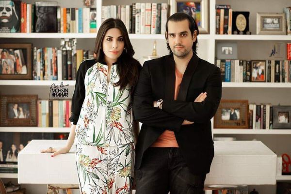 Neha Rajpoot And Shahbaz Taseer Spotted Together