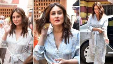 Kareena Kapoor Khan is Back to Work After Second Child