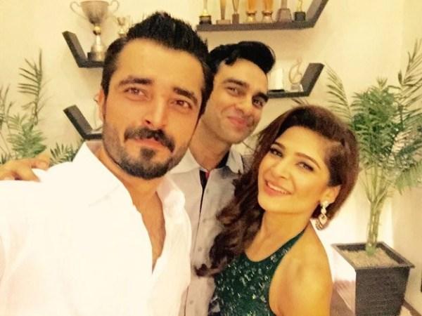 Ayesha Omer Opens Her Friendship With Hamza Ali Abbasi