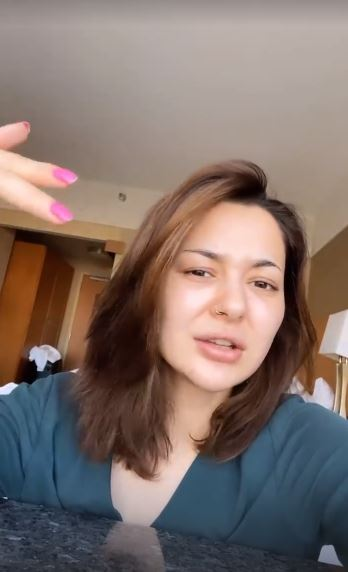 Hania Amir Preaches The Ongoing Debate Of Beauty Standards