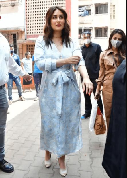 Kareena Kapoor Khan is Back to Work After Second Child