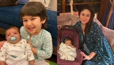Kareena Kapoor Khan Son Injured During A Photo Shoot