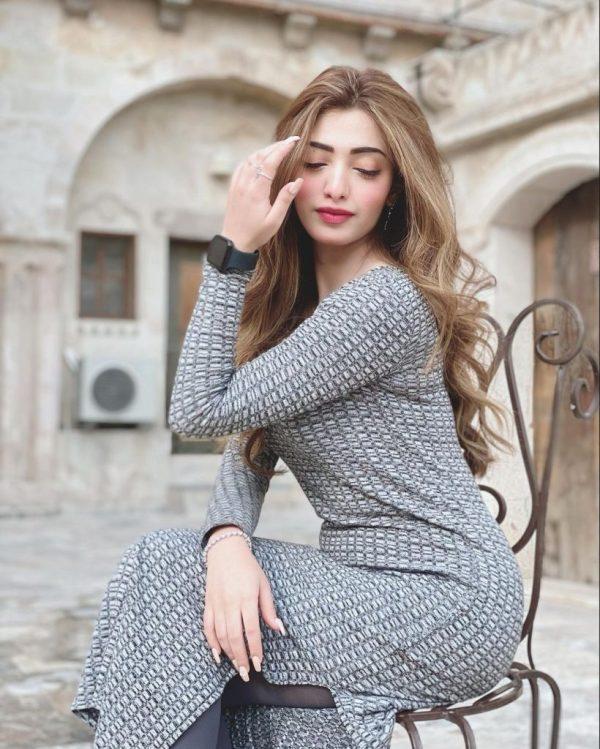 Actress Nawal Saeed Takes a Trip to Turkey