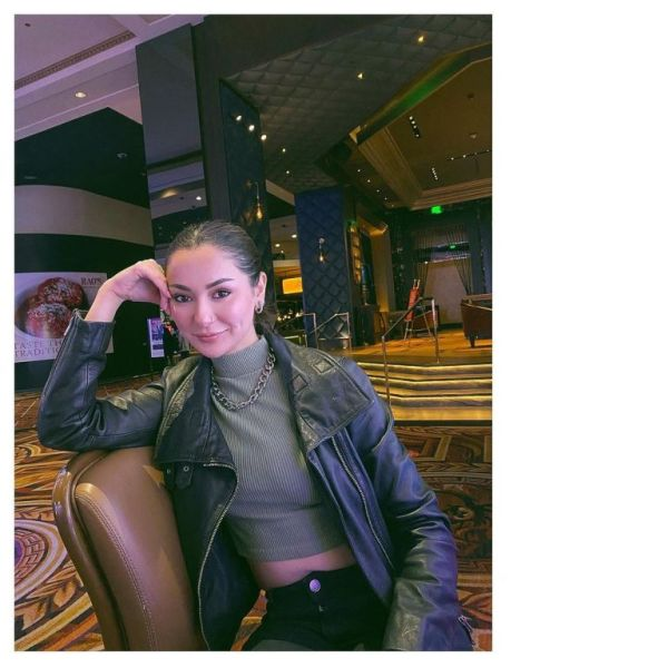 Hania Aamir Faces Criticism On Her Latest Pictures