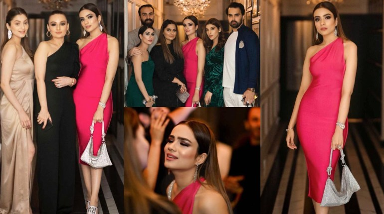 Alyzeh Gabol Looks Hot and Bold At Party