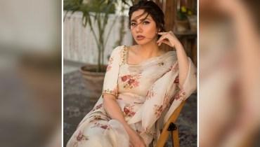Mahira Khan Makes Us Succumb To A Love For Floral Sarees