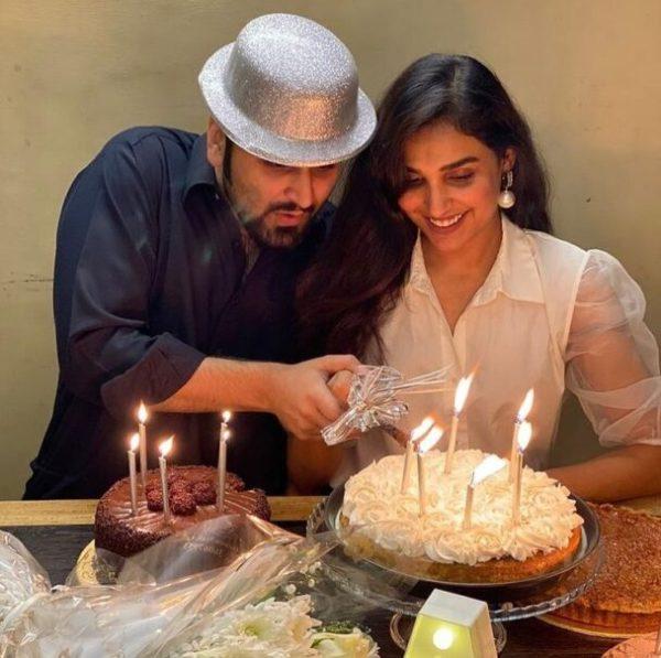 Amna Ilyas and Dawar Mehmood Bold Photoshoot