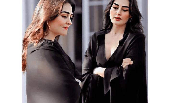 EsraBilgic Halima Sultan Looks Extremely Gorgeous In Black