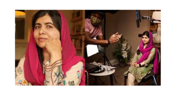Malala Yousafzai Teams Up With International TV channel