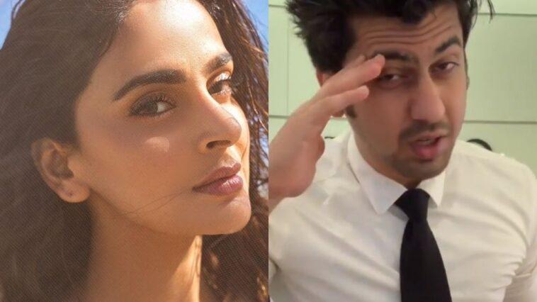 Saba qamar & Azeem khan ask fans to pray for their relationship