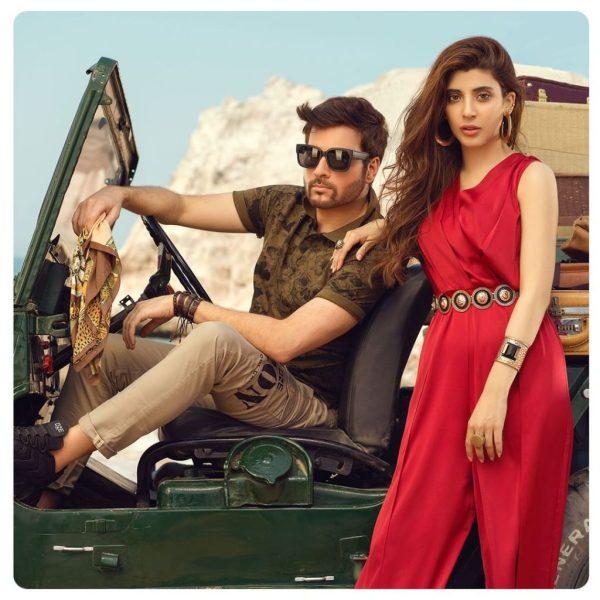 Urwa Hocane And Mikaal Zulfiqar latest Hot photoshoot