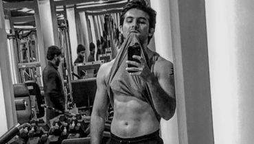 Actor Shahroze Sabzwari Slammed for Racey Shirtless Pic