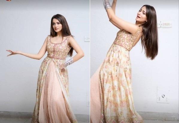Zarnish Khan Shares Ravishing Clicks From Upcoming Telefilm