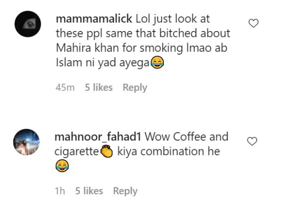 Public Reaction On Shahroz Sabzwari's Recent Post