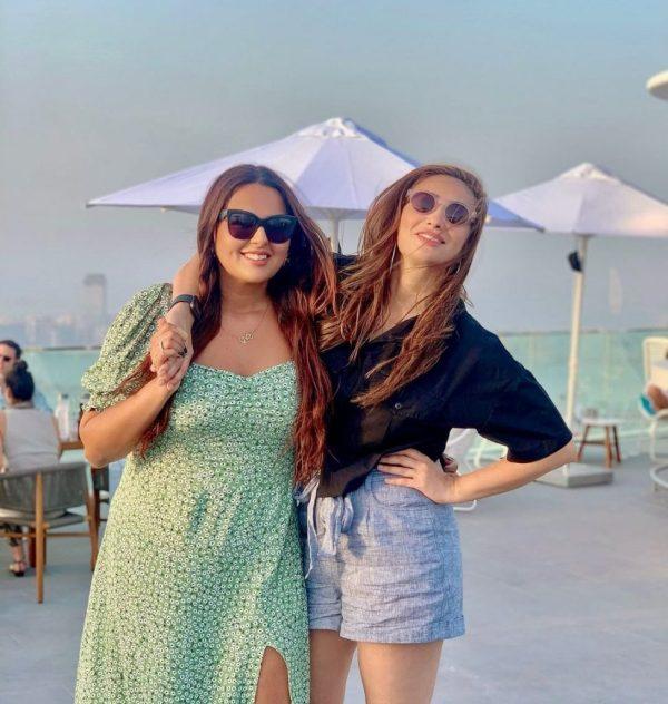 Anoushay Ashraf Hot Pictures in Dubai