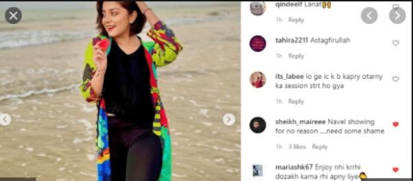 Alizeh Shah Once Again Becomes Victim Of Trolls