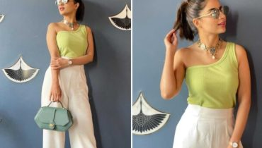 Saboor Aly Is a Style Icon In Summery Western Attire