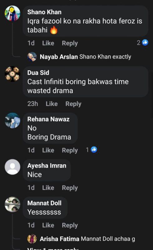 Public Opinion On Khuda Aur Mohabbat Season 3