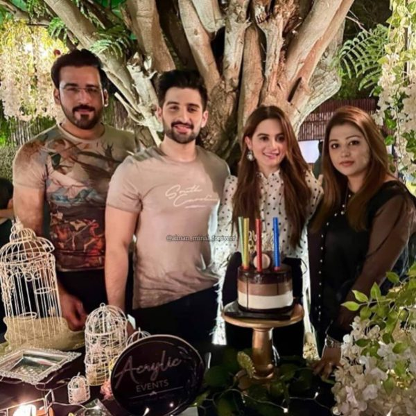Muneeb Celebrates His Birthday With Friends And Family
