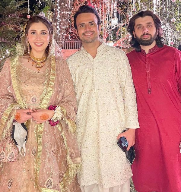Usman Mukhtar Leaves His Fans Surprised By Tying The Knot