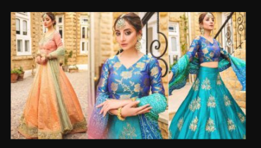 Sarwat Gillani Looking Like A Dream Girl In Latest Photoshoot