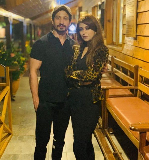 Saba Faisal Daughter-in-Law Confirms Separation Rumors