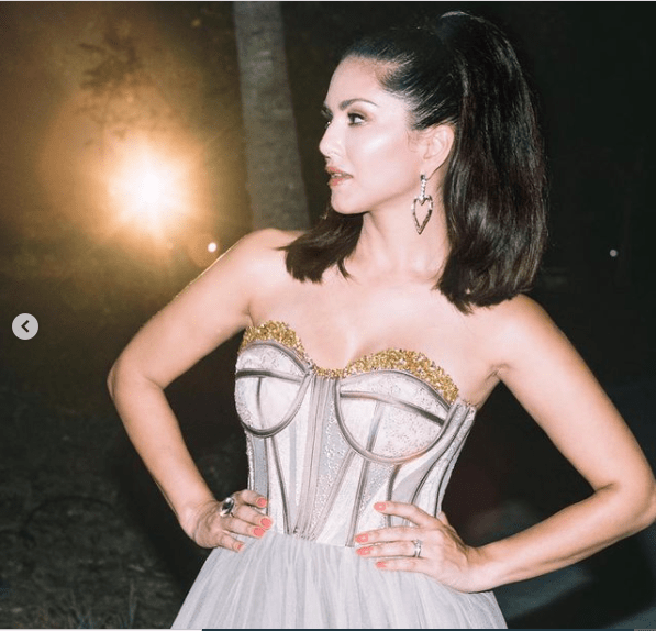 Sunny Leone Looking Adorable In Her New Pic