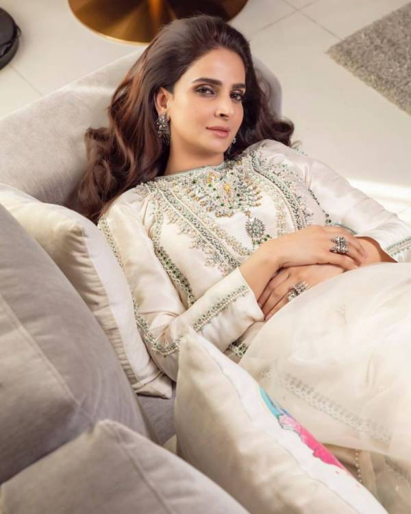 Saba Qamar Returns Back To TV After Two Years