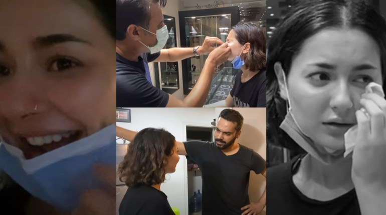 Hania Aamir Is Under Public Criticism On Her New Vlog