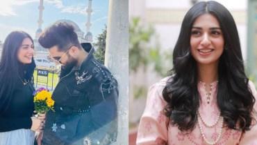 Are Sarah Khan And Falak Shabir Expecting Twins?