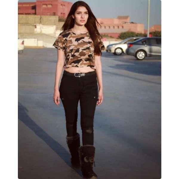 Public Criticism On Saeeda Imtiaz's Latest Bold Pictures