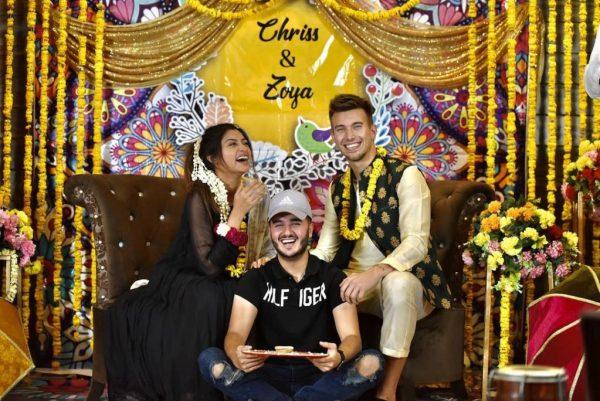 Shahveer Jaffery Surprise Dholki Arranged For Zoya Nasir