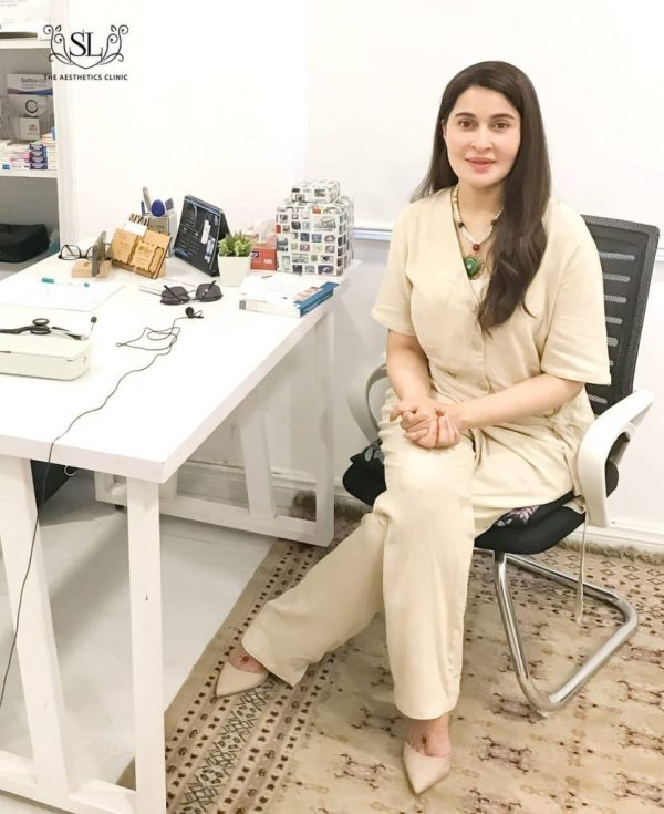 Shaista Lodhi Transforms The Face Of Her Mother