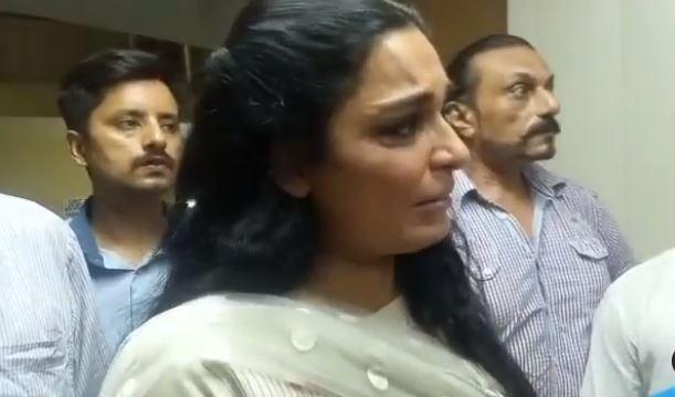 Actress Meera family receiving death threats