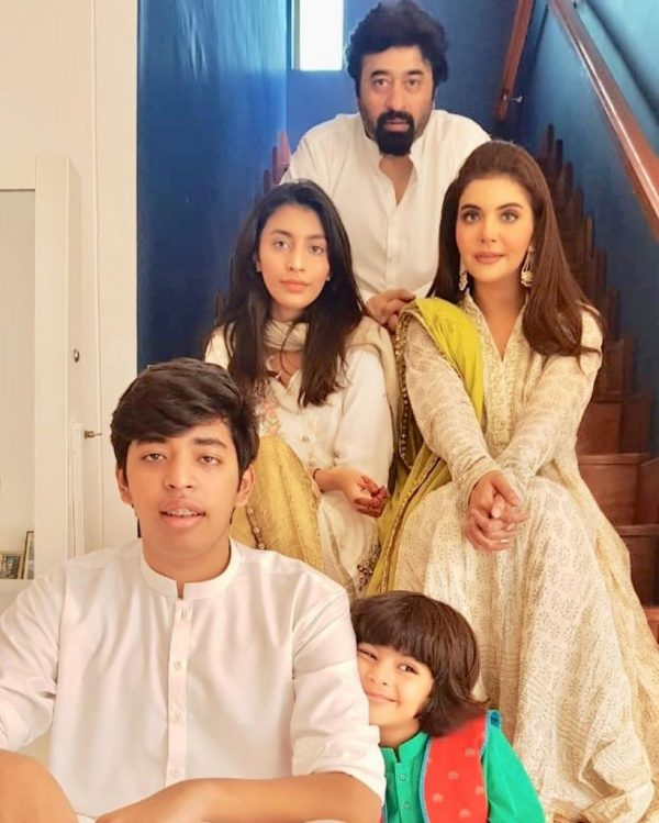 Nida Yasir Wish Her Elder Son Joining The Industry