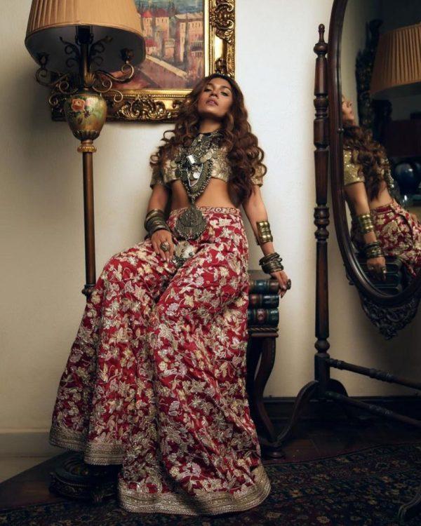 Mahi Baloch Looking Stunning in Her Latest Photoshoot