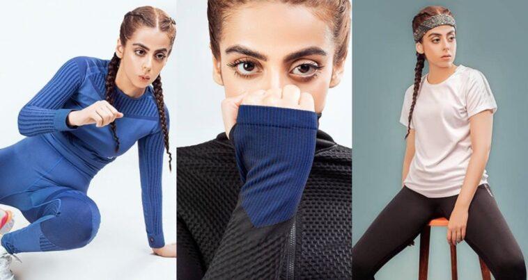 Yashma Gill Stuns In Flaunts Gym Wear By Gymarmour