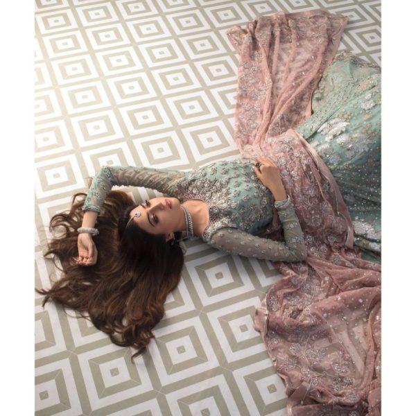 Aymen Saleem Spread Vulgarity Through Her Resent Click