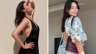 Esra Bilgic Shows Effortless Glam In Bold Photoshoot
