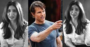 Mahira Khan reveals her upcoming project with Tom Cruise