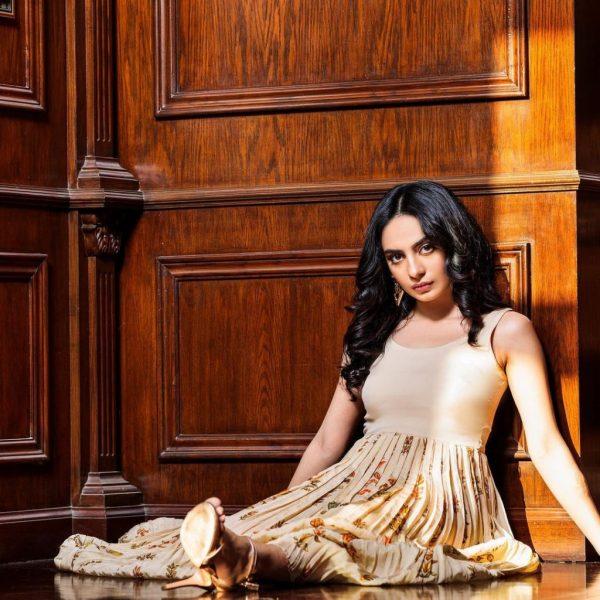 Recent Delightful Pictures Of Actress Mehar Bano