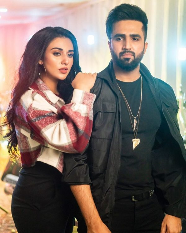 Netizens LOVE Teaser Of Falak Sarah New Action-Packed Song