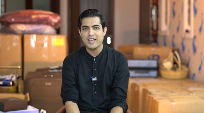 Iqrar Ul Hassan shares beautiful memories while leaving Karachi