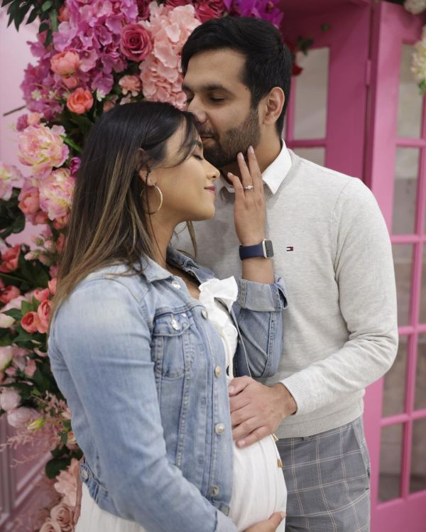 Zaid Ali and Yumna Are Now Parents to a Baby Boy