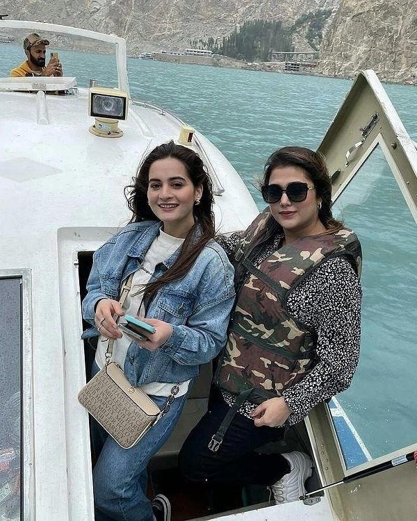 Aiman & Muneeb Take an Adventurous Trip to Hunza Valley