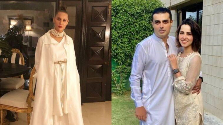 Nausheen Shah Reveals The Truth Behind Nimra Khan Divorce
