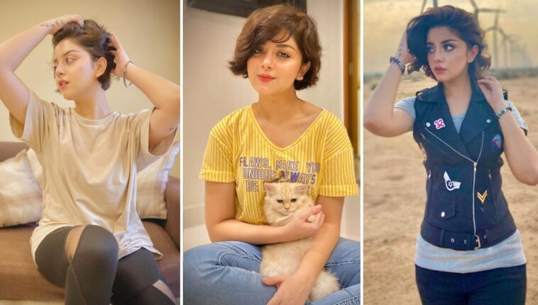 Alizeh Shah Earns Style Points With Her Laid Back Looks