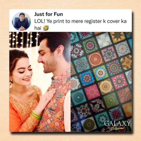 Ahsan Mohsin Ikram Waistcoat Spawns Hilarious Memes